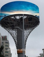 SRY outdoor advertising p10 led display outdoor advertising digital display screens p10 vehicle led display