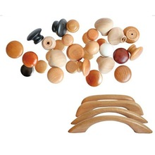 Supply custom wood furniture handles and knobs in high quality