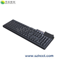 USB POS Keyboard with Smart Card Reader ACR38K-E