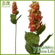 FM01T101 High Quality Artificial Flower Single Syringa Clove for home decoration
