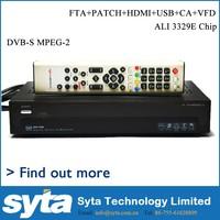 DVB-S ALI M3329E HD USB digital satellite receiver decoder
