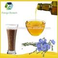 doble aceite de linaza hervido para el masaje corporal