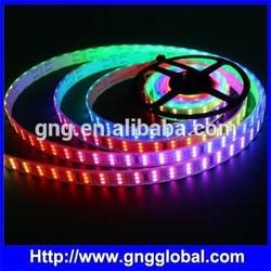 144pcs led 48 pixel addressable 5050 RGB led strip video screen