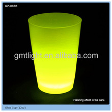 economic glow halloween led flashing cup