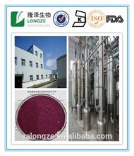 100% Natural Brazilian Acai berry extract /100% natural Purple-red fine powder Acai Berry Extract / Brazilian Acai P.E.