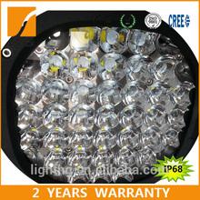 9 inch 111W car led spot light 12v Round work light led for Offroad 4 x 4
