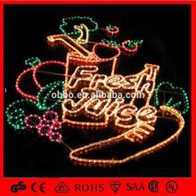 OBBO china christmas bead chain new christmas ideas
