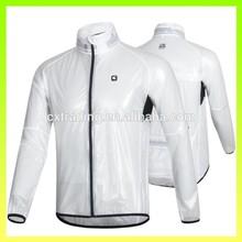 Wholesale Men Waterproof Windproof Breathable Cycling Rain Wear