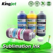 Kingjet Hot sale ink wide format inkjet printer sublimation ink