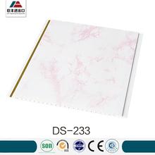 Build materials SONCAP factory Plastic cheap ceiling tile