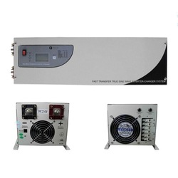 Inverter,Low-frequency Technology,AC/Solar Charger Built-in,230/110V Output,Wide Input Voltage