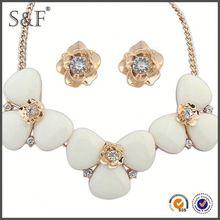 NEW Fashion African Beads 18 karat gold jewelry sets