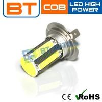 Hot Bright White Canbus Error Free Car Fog Light 12v 6w 1156 1157 3156 3157 7440 7443 H4 H7 H10 Brake Light Turn Light