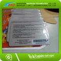 プラスチックidカード印刷のバーコード/bwmサービスカード