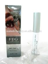 FEG eyelash treatment private logo eye lash grow serum