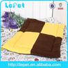 coloful pet bed cushion
