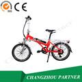 250w no hay niños bicicleta plegable eléctrica/estilo chopper moto