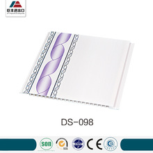 Buildings materials SONCAP certified Hot stamping acoustical ceiling tile manufacturers