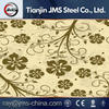 EN10142 Zinc Coated Steel / Color Coated Steel Coil For Electrical Appliance