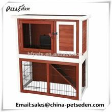 New Design Cheap Indoor Wooden Custom Rabbit Hutch