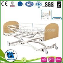 China express hospital electric motorized hospital bed