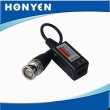 2014 nouvelle arrivée single channel passif CCTV AHD analogique caméra balun HY-105cL-HD