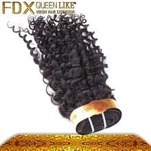 2015 Best selling #1b best supplier Beauty Lady human hair weave