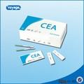 2014 alti vendita calda la qualità alla 99% di precisione uno step test streptococco CEA