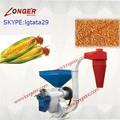 Haute efficacité multi.- fonctionnel et polisseur machine décortiqueuse de maïs