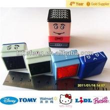 popular plastic Funny rubber stamp for kids in Lanxi