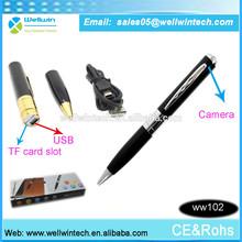 HD video camera pen