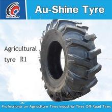Aushine agriculture farm tractor tire 15.5x38