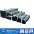 q235 galvanizado quadrados de aço de perfil