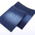 Patrón de estrella de algodón estampado en tela de mezclilla