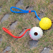 Custom Rubber Exercise Dog Toys Ball Manufactures