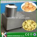 240kg/hora açoinoxidável usado máquina de descascar batatas
