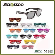 promotional wayfarer sunglasses custom printed sunglasses/Wholesale custom wayfarer custom printed sunglasses