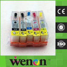 wholesale refill ink cartridge for hp 364 with chip made in china