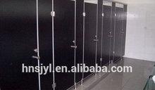 Compact board ,aluminum headrail public toilet partition china supplies