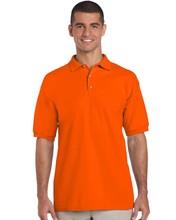 100% Cotton wholesale men's new design polo t shirt