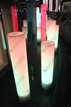 Wholesale PVC Inflatable LED Column Light for party Decoration