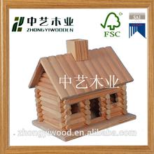 cheap custom unfinished handmade small cheap art minds wooden craft bird house
