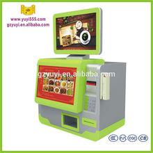 Self Service Touch Screen Electronic Menu