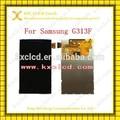 La parte superior la calidad del teléfono celular de reparación piezas de la pantalla lcd para samsung g313f/galaxy ace4 lte
