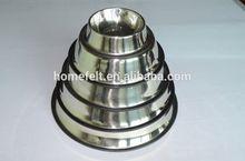 resin pet bowls