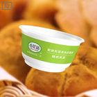 M700-T PP 24oz 700ml custom printed disposable plastic - salad bowl