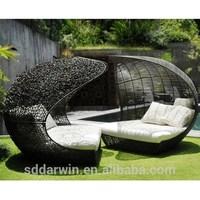 bench craft wicker furniture DW-SD858546