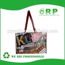 Eco-Friendly Pp Non Woven Garment Bag Reusable shopping bags