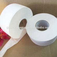 Virgin pulp or recycled jumbo roll paper tissue toilet /bathroom