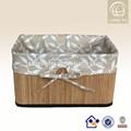 baratos obstaculizar cestas de mimbre los organizadores del cajón pinic de bambu mimbre los organizadores del cajón